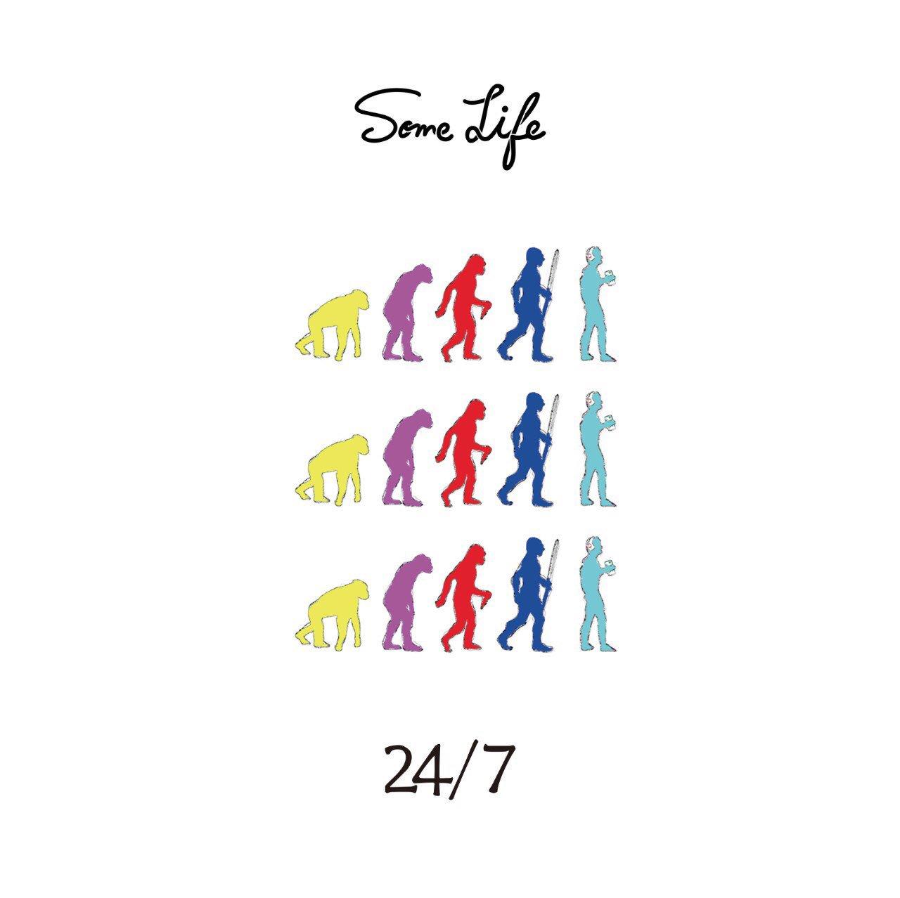 1st Mini Album【24/7】
